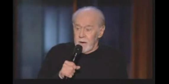 george carlin comedy