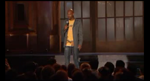 dave chappelle stand up weed