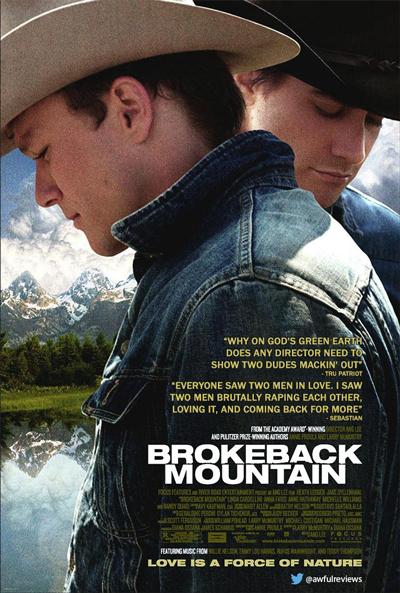 brokeback-mountain-1-star-amazon-review-movie-poster