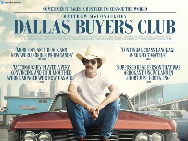 dallas-buyers-club-1-star-amazon-review-movie-poster