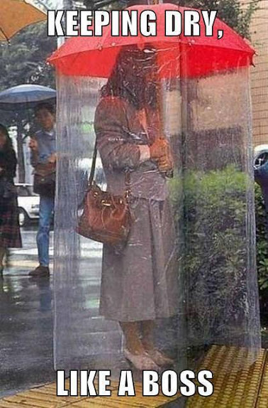 best umbrella ever