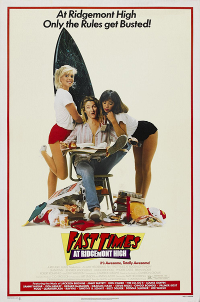 Best comedies ever Fast Times at Ridgemont High (1982)