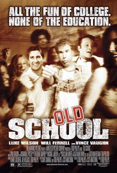 Best comedies ever Old School (2003)