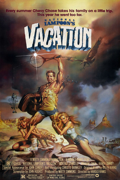 Best comedies ever Vacation (1985)