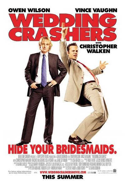 Best comedies ever Wedding Crashers (2005)