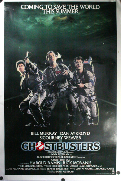 Best comedies ever Ghostbusters (1984)