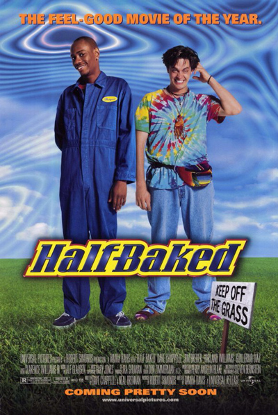 Best comedies ever Half Baked (1998)
