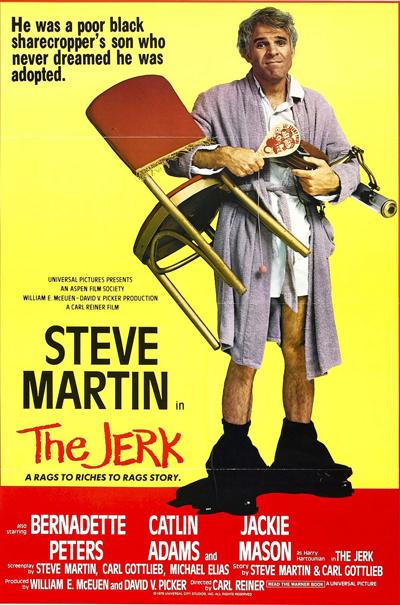 Best comedies ever The Jerk (1979)