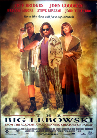 Best comedies ever The Big Lebowski (1998)