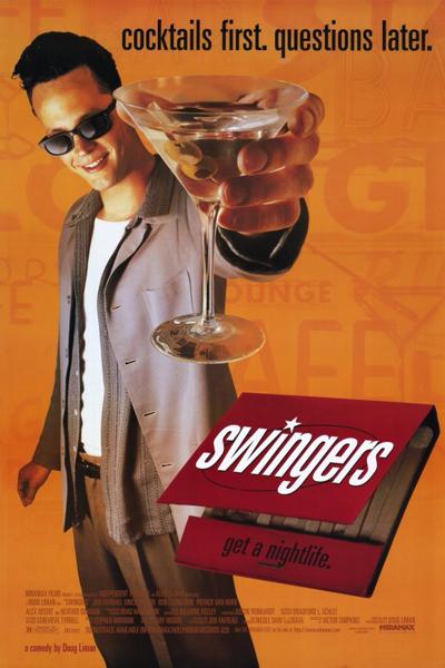 Best comedies ever Swingers (1996)