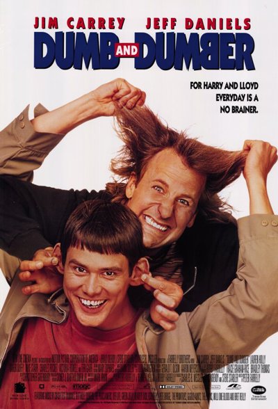 Best comedies ever Dumb and Dumber (1994)
