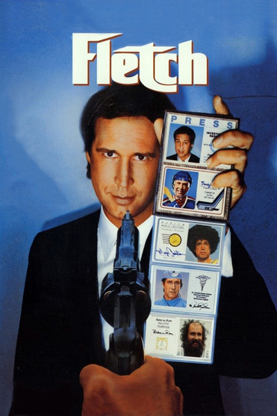 Best comedies ever Fletch (1985)