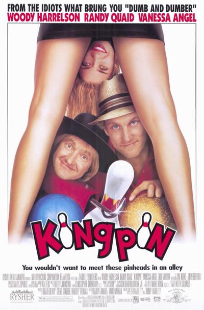 Best comedies ever Kingpin (1996)