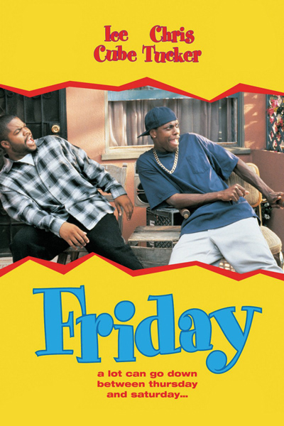 Best comedies ever Friday (1995)