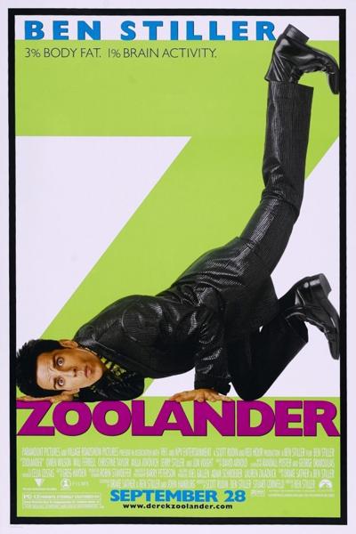 Best comedies ever Zoolander (2001)