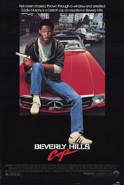 Best comedies ever Beverly Hills Cop (1984)