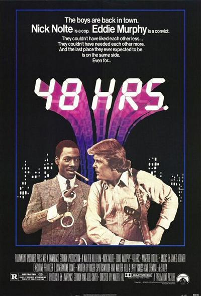 Best comedies ever 48 Hours (1982)