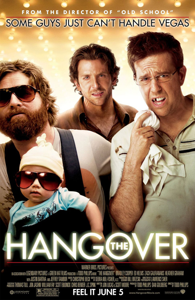 Best comedies ever The Hangover (2009)