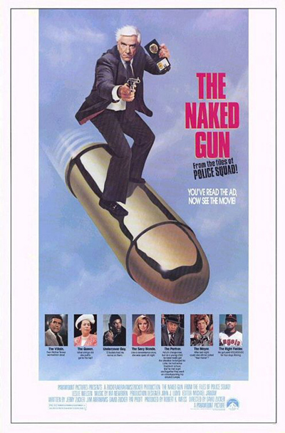 Best comedies ever Best comedies ever The Naked Gun (1988)