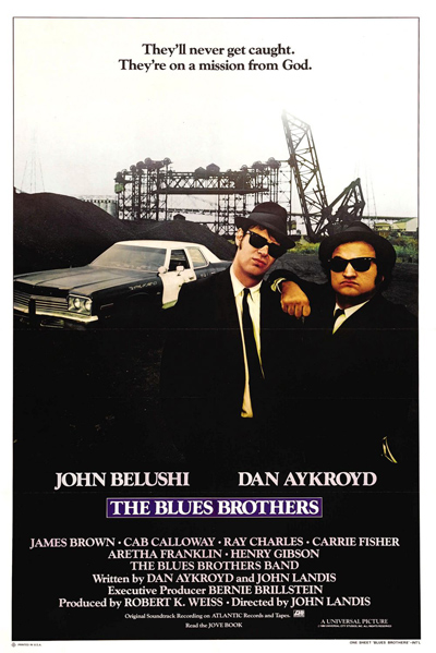 Best comedies ever The Blues Brothers (1980)