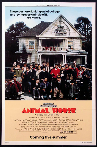 Best comedies ever Animal House (1978)