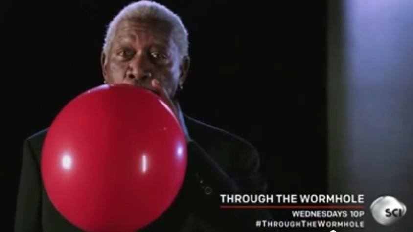 morgan freeman helium