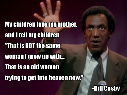 bill-cosby-quote-mother-heaven