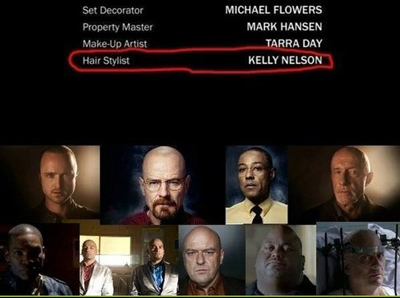 Funny Pictures breaking bad hair