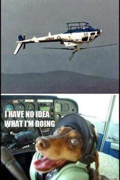 Funny Pictures helicopter no idea