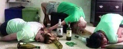 Irish Yoga Pictures drunk