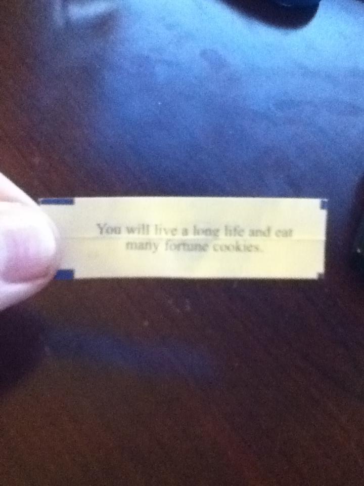 funniest fortune cookies
