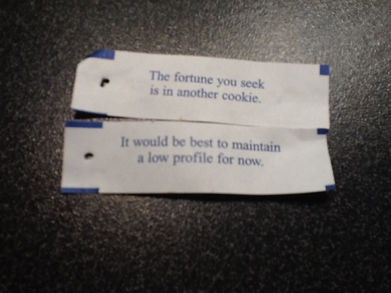 fortune you seek cookie funny