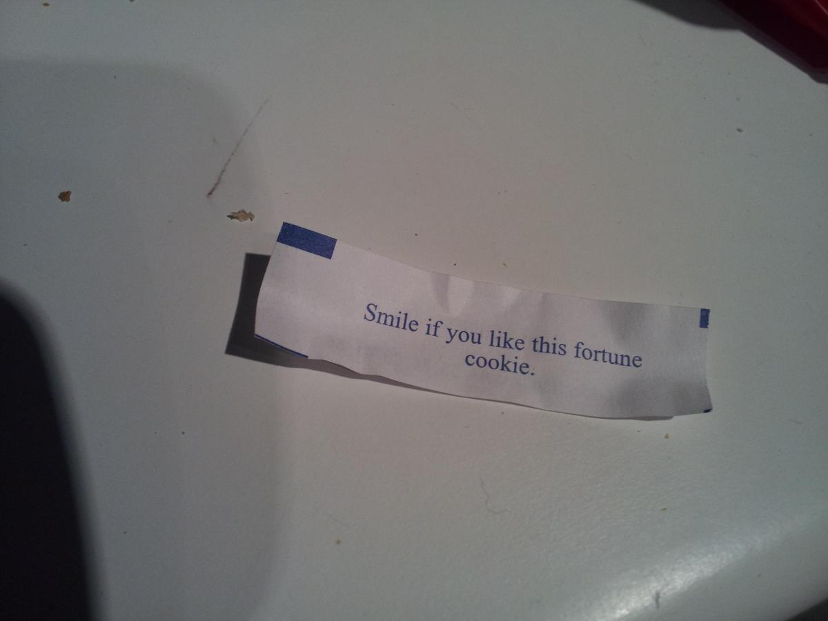 ask your mom fortune cookie