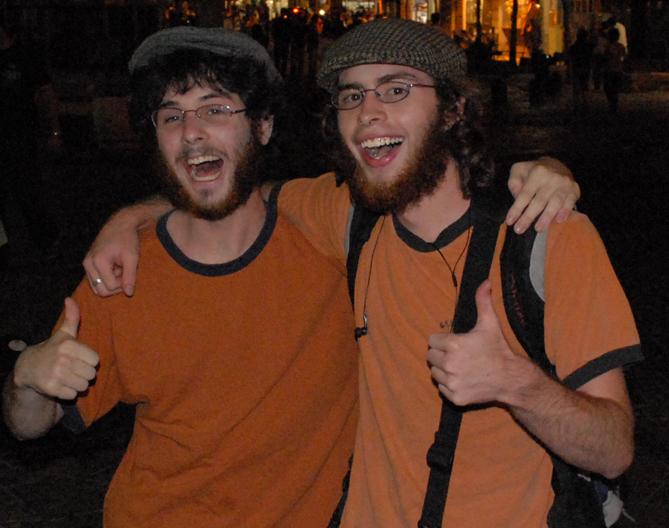doppelganger amish beard