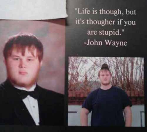 Funny Yearbook Quotes For Graduating Seniors: 105 Funny Yearbook Quotes