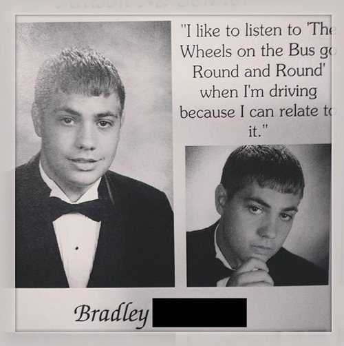 Cool And Smart Quotes About: 105 Funny Yearbook Quotes