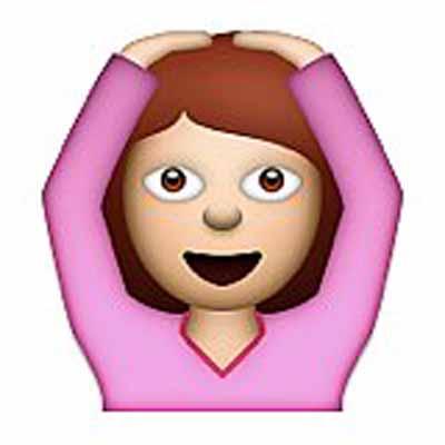ballerina emojii meaning