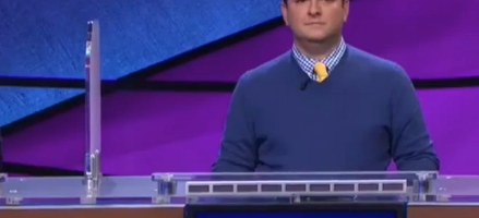 Ari Voukydis Best Jeopardy Answer