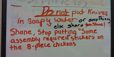 walmart funny notes