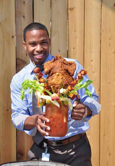 Is This The Best Bloody Mary In The World