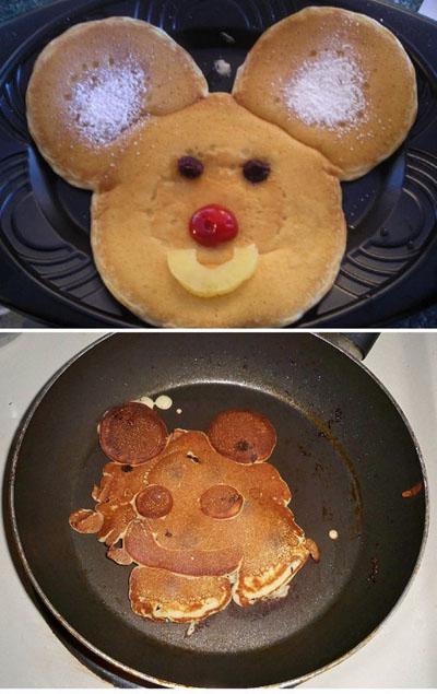 food fails