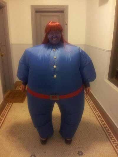 funny costume