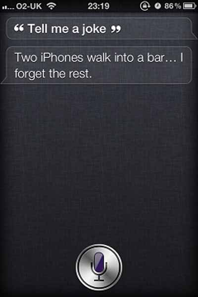 27 Funny Siri Questions and Answers - Dose of Funny Questions And Answers Funny