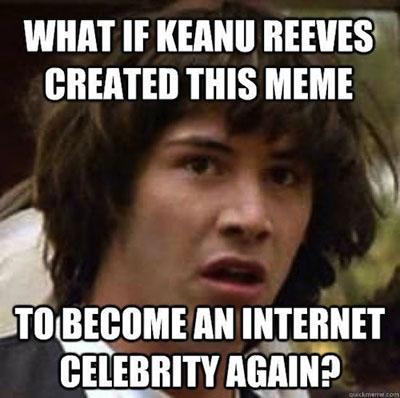 Meme keanu reeves