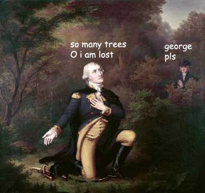george washington paintings