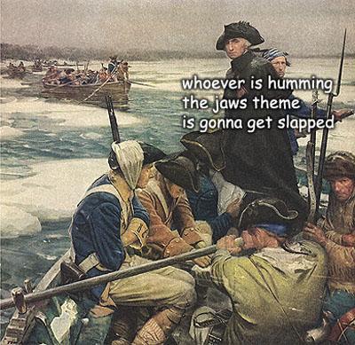 george washington paintings