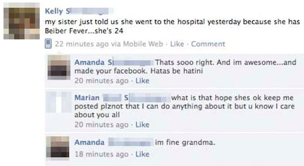 Image of: Lady 14 Dose Of Funny Hilarious Old People On Facebook