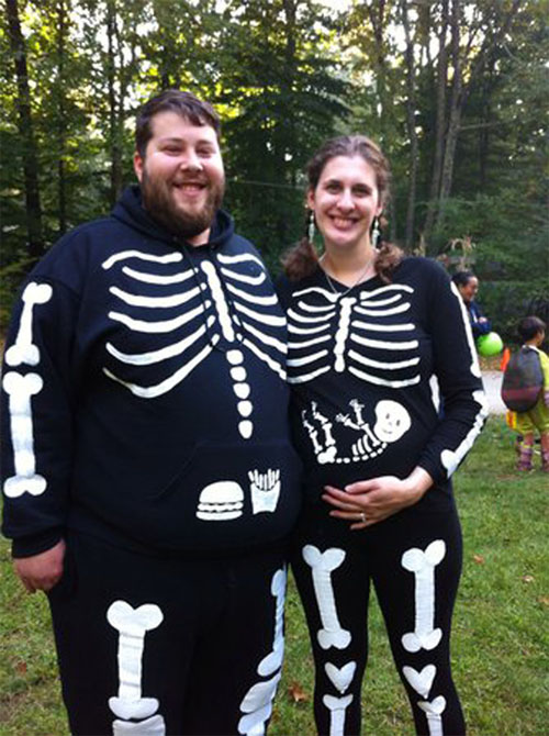 pregnancy halloween costume