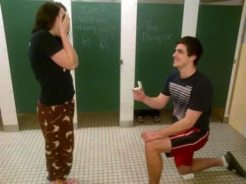 Worst Marriage Proposals Ever Dose Of Funny