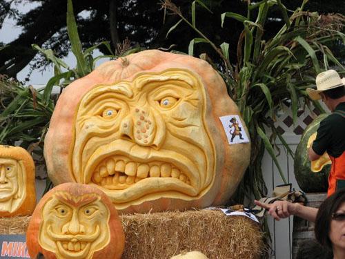 Halloween Baby Pumpkin Costume